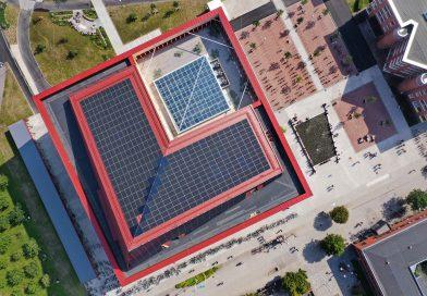 Studenthuset vinner Årets Bygge 2020
