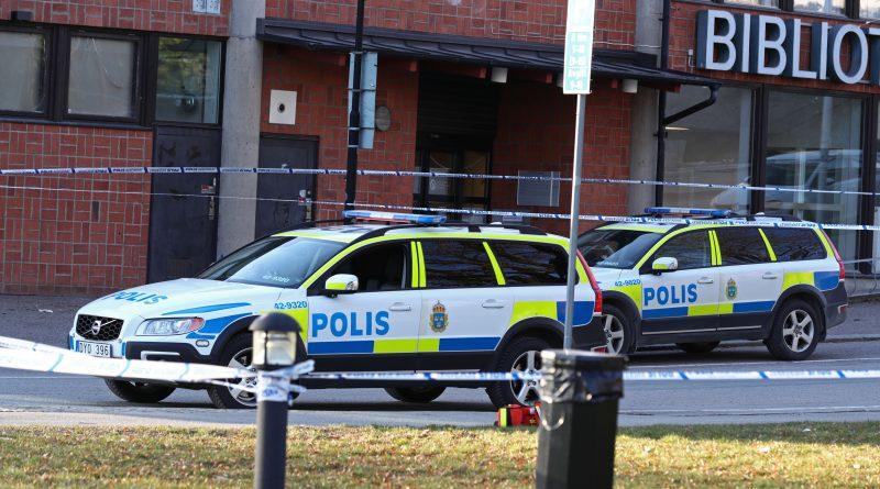UPPDATERING ONSDAG: EN ALLVARLIGT SKADAD EFTER KNIVDÅDET