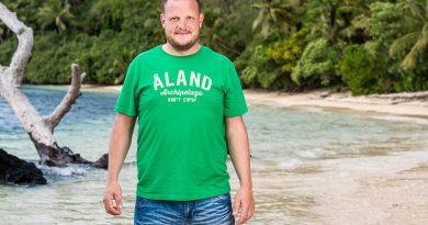 Michael Björklund är årets Robinson