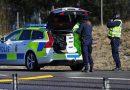 Polisen: Tre män greps misstänkta för stöld