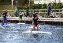 Bildreportage: Göta kanal Sup-lopp  under lördagen