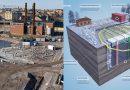 Norrköping: Gamla gasverkstomten renas med ny ovanlig metod