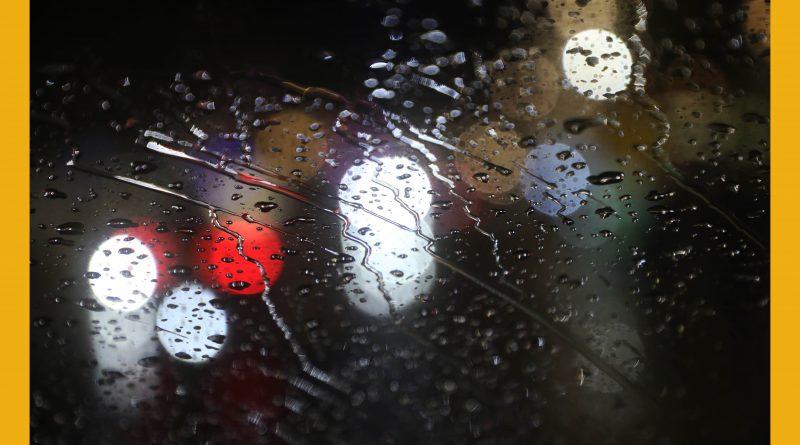 Väderbild: Regnrusk (november)