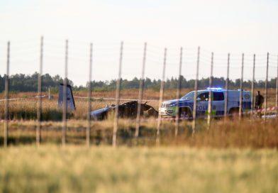 Flygolyckan, Örebro: Nio omkom efter flygkraschen